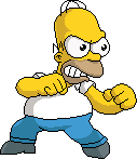 Pocket Homer by Real-Warner