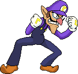 waluigi by Real-Warner