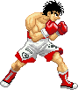 ippo makanaochi by Real-Warner