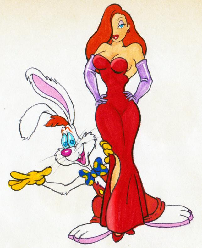 Ko je koji lik iz crtaća ? - Page 6 Roger_rabbit_by_warnerc-d3bl3fa