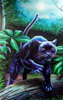 Pantera negra by Real-Warner
