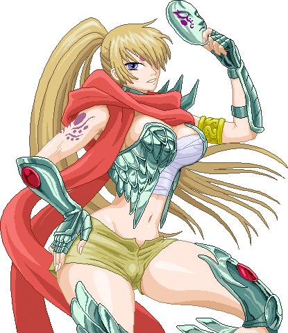 Yuzuriha by Real-Warner