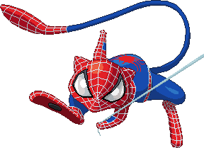 SpiderMew by Real-Warner