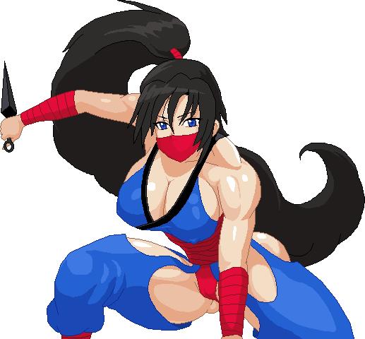 ninja Aiko by Real-Warner