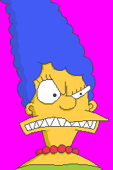 Angry Marge by Real-Warner