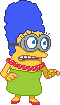 minion Marge by Real-Warner