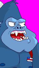 Gorila Stan by Real-Warner
