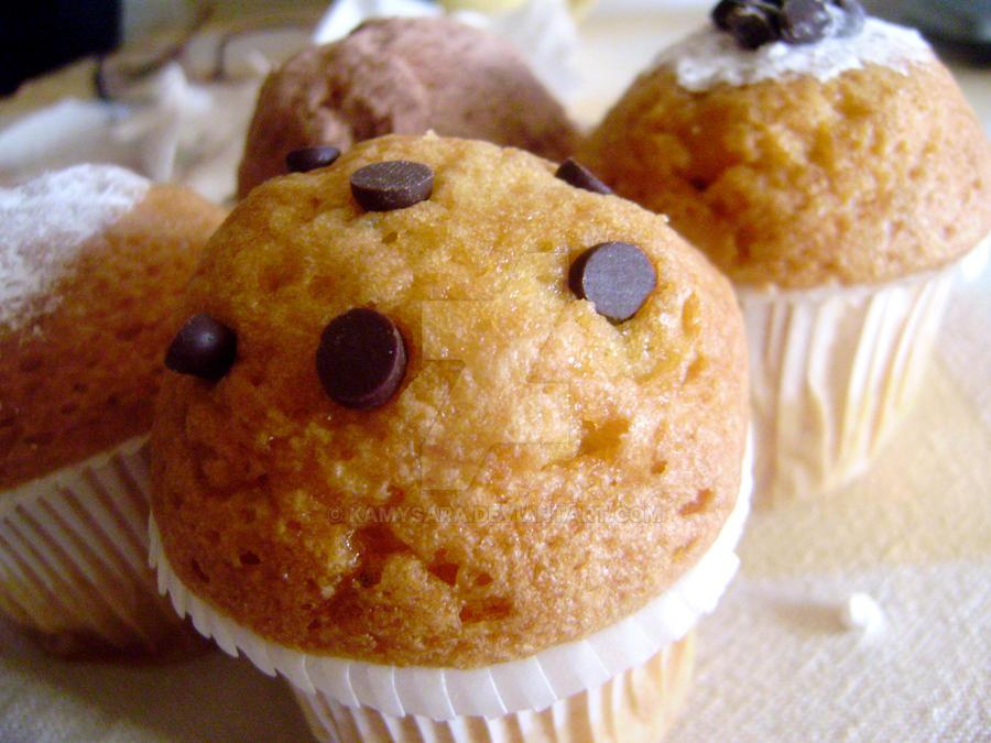 Muffin mania III by KamySara