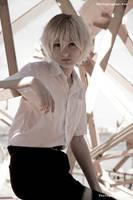 Remember me, Shinji by bellatrixaiden