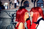 Madam Red and Grell