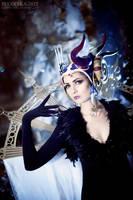 Sorceress Edea by bellatrixaiden