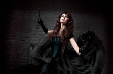 Bellatrix Lestrange by bellatrixaiden