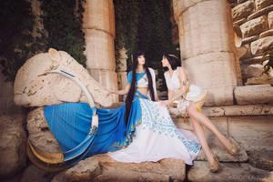 Kendappa-o and Sohma by bellatrixaiden