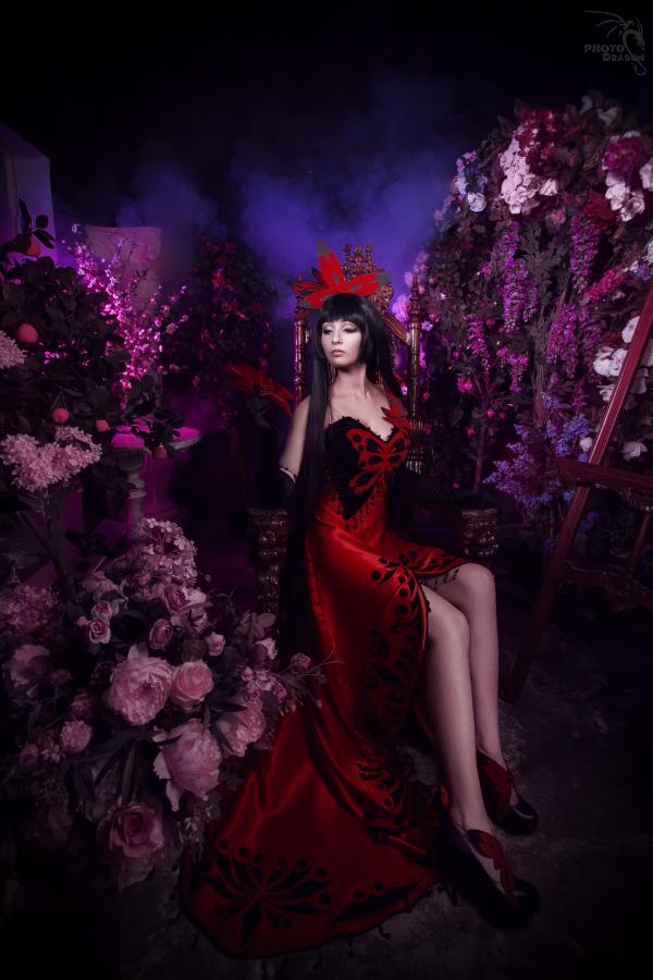 Yuuko Ichihara by bellatrixaiden