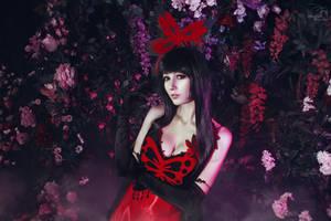 xxxHolic - Yuuko Ichihara 2 by bellatrixaiden