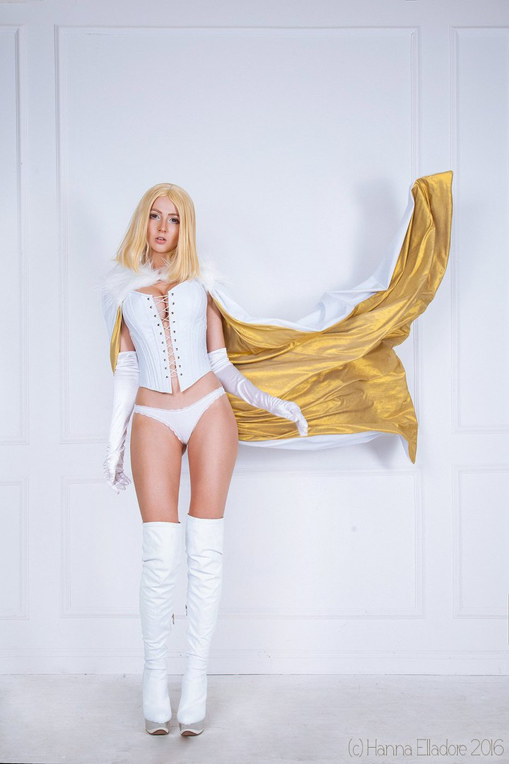 Marvel: Emma Frost by bellatrixaiden
