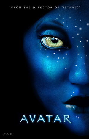 Avatar movie poster by cancelledout on deviantart - Avatar poster ...