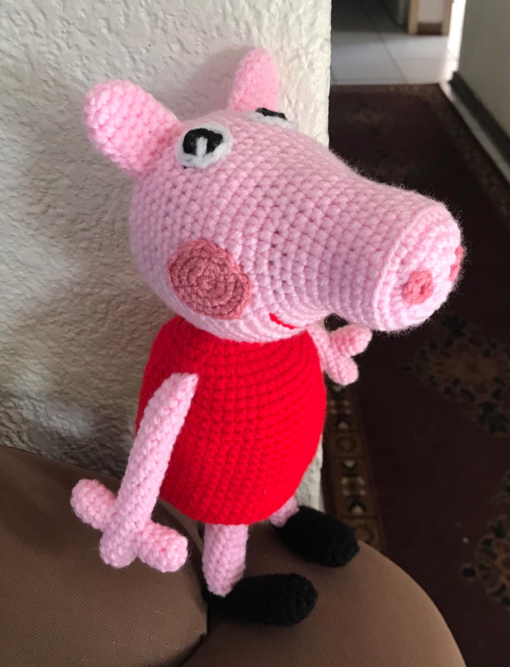Amigurumi Peppa Pig Read Description Peppa Pig Crochet Pattern PDF ... | 1339x1024