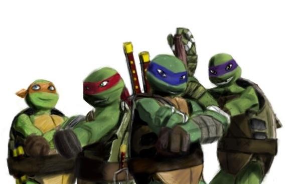 Teenage Mutant Ninja Turtles by FangGirl24