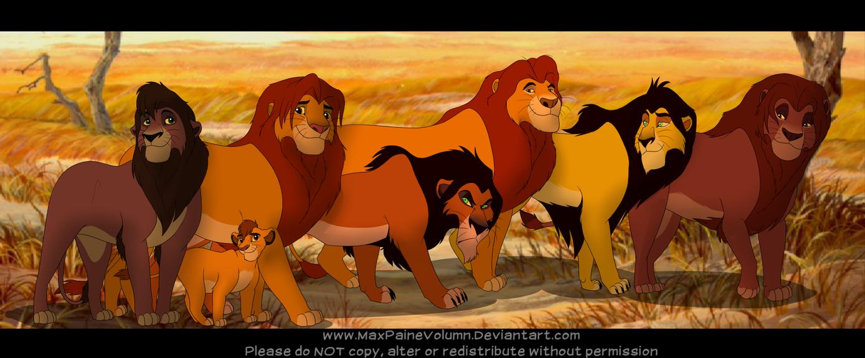 Lion King Pride Rock