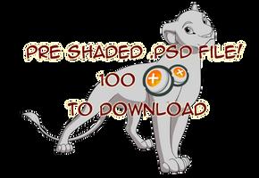 Downloadable Nala Base by MaxPaineVolumn