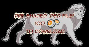 Downloadable Simba Base by MaxPaineVolumn