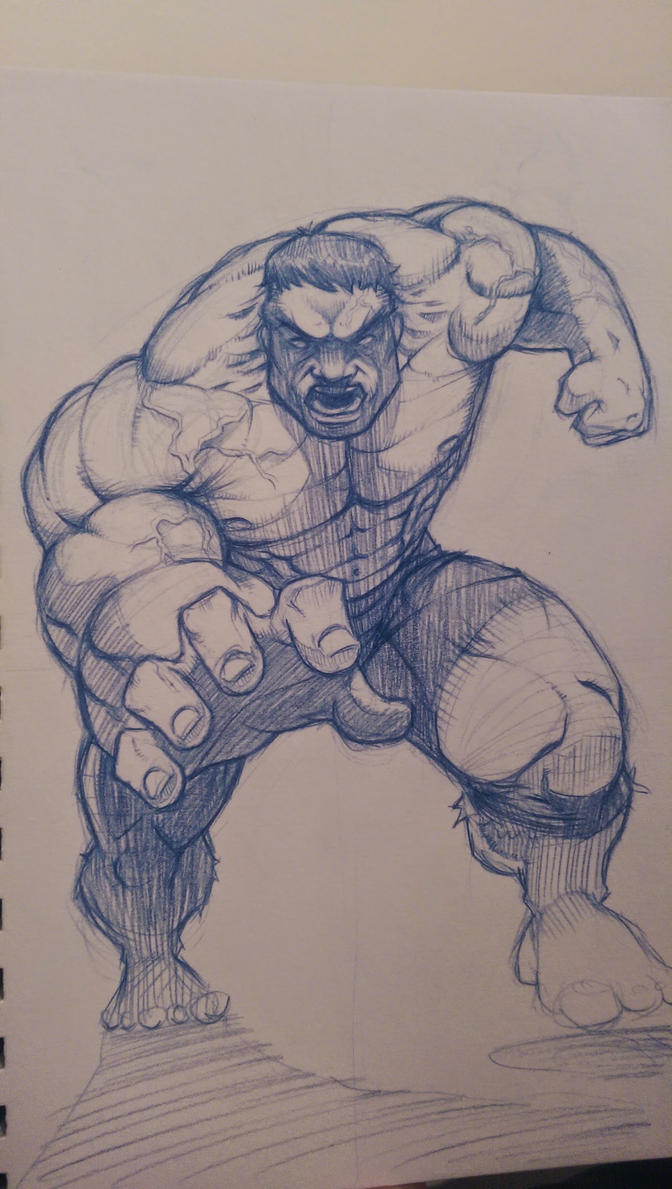 Hulk by Wedge40
