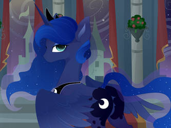 Good night, Princess! by xSatanielx