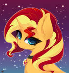 Sunset Shimmer (mlp art)