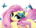 Fluttershy (art)