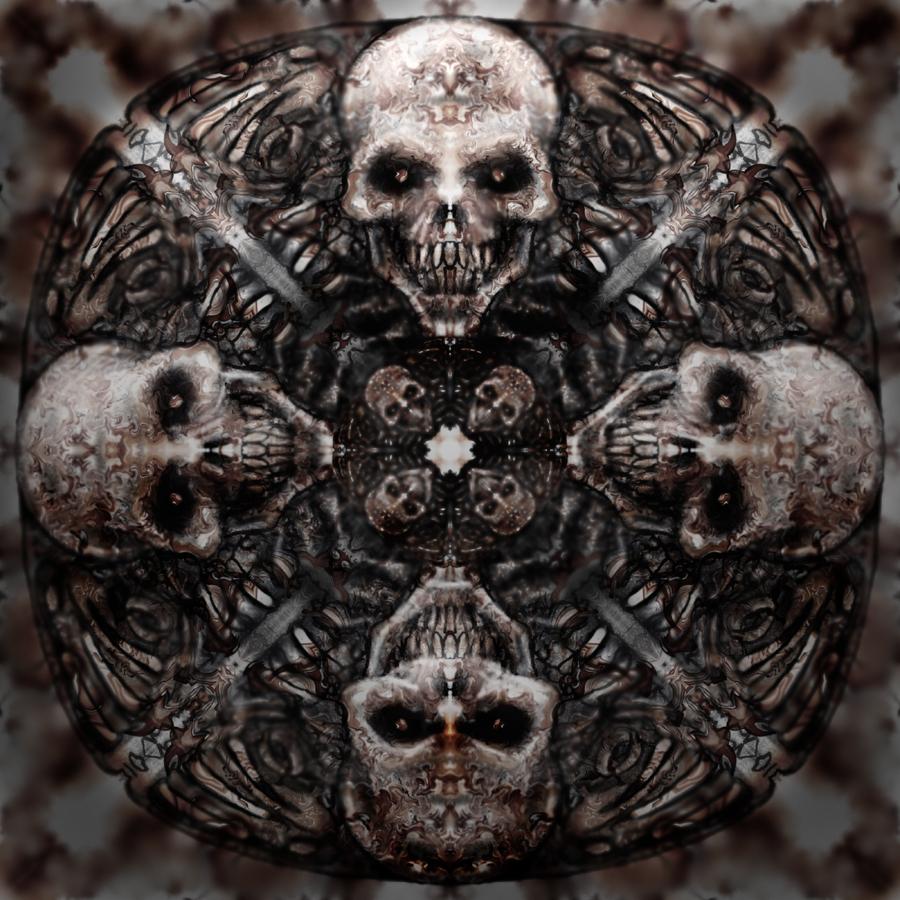 Speedy Piratey Skulls by Suilenroc