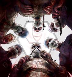 Operation at Dark Arts Asylum by Suilenroc