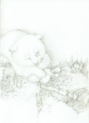 Old Sketchbook series 2 by Yainderidoo