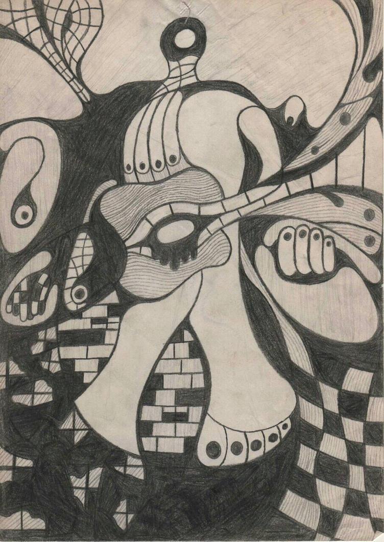 O Violeiro by Gellacic