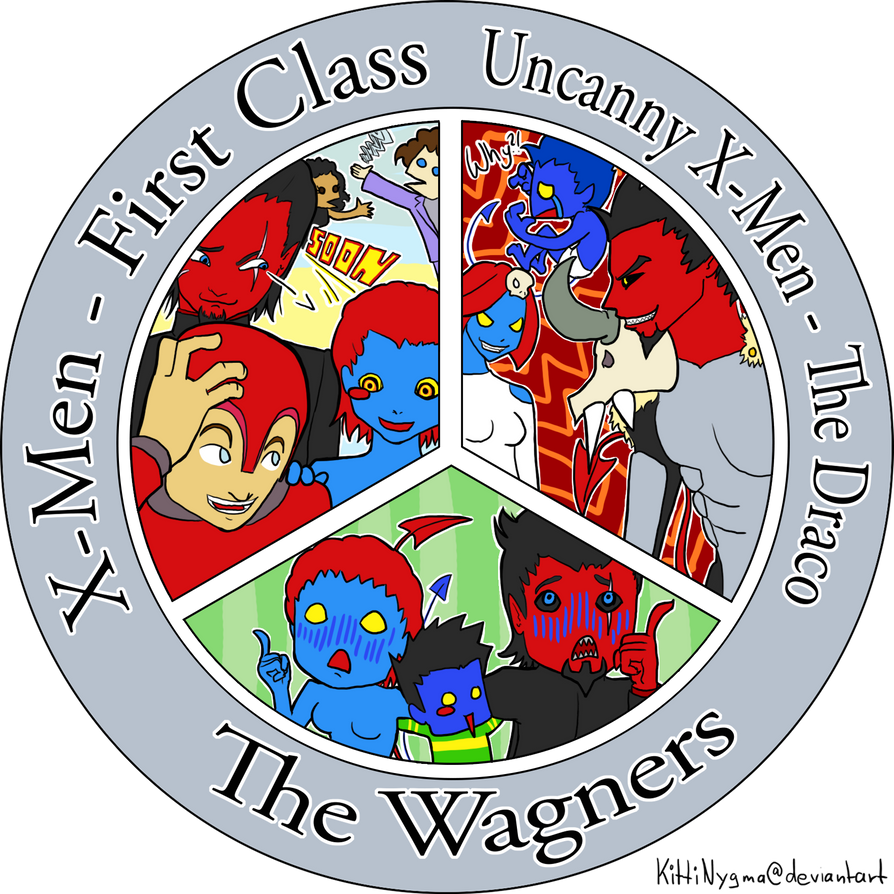 How the Wagners happened - Cover by LauraFMeis