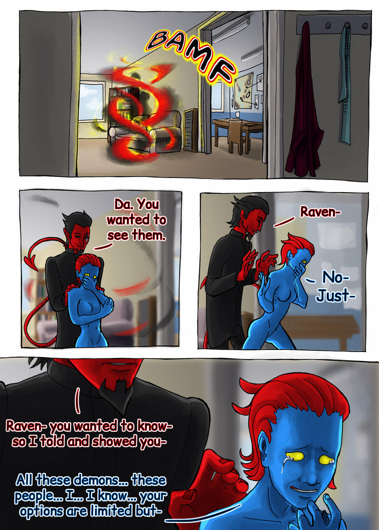 How the Wagners happened - Last chapter Page 1 by LauraFMeis