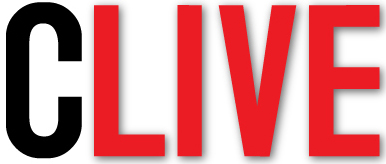 clive live only logo  cornish performance poet by