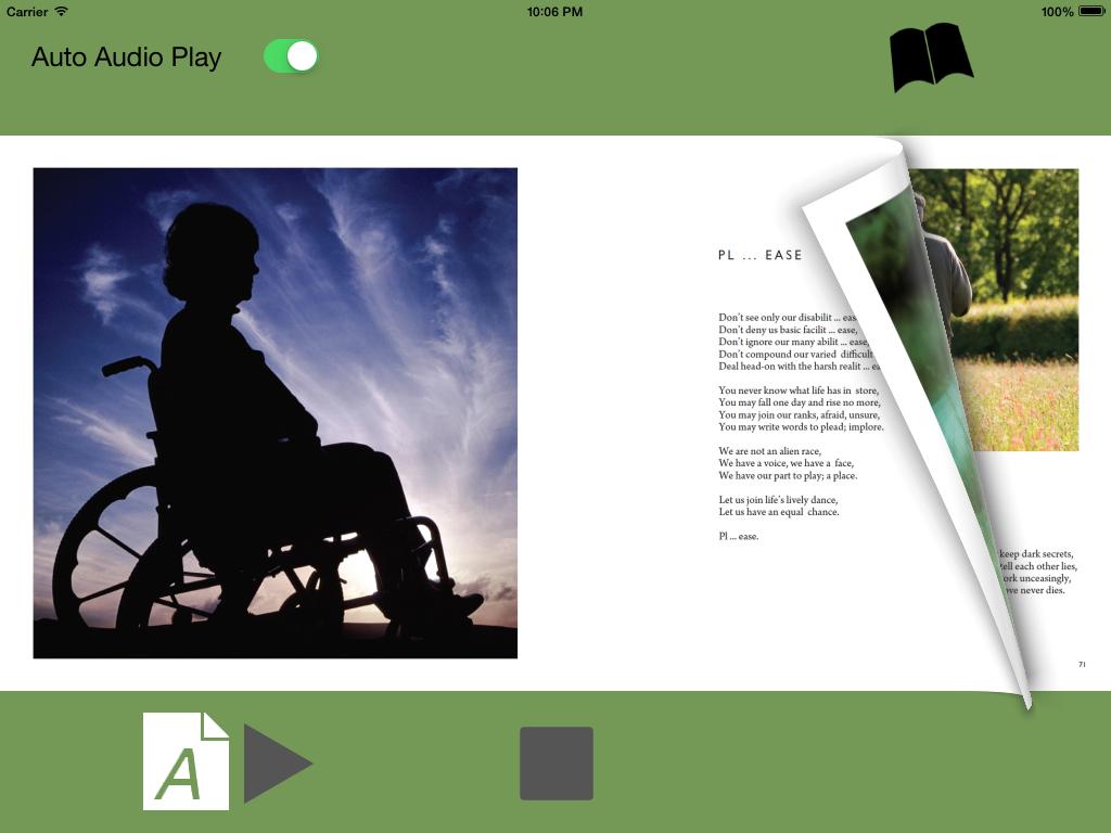 Please Poem iPhone/iPad App  -Poetry -Cornish Poet by CliveBlake