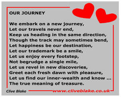 Wedding Poem 07b -Wedding Poetry Collection -Clive by CliveBlake