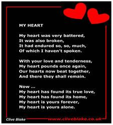 Wedding Poem 11c -Wedding Poetry by Clive Blake by CliveBlake