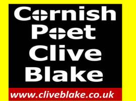 Cornish Poet -Logos 03 by CliveBlake