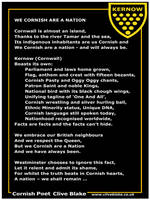 Poem of Cornwall 08b -We Cornish Are A Nation by CliveBlake