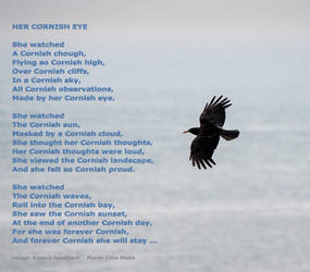 Cornish Funeral Poem -Her Cornish Eye -Cornwall by CliveBlake