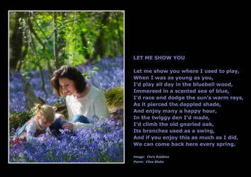 Let Me Show You -Cornish Poet Clive Blake Poetry by CliveBlake