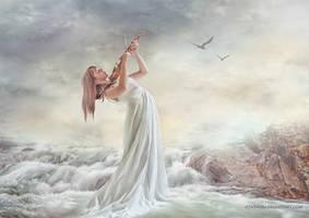 Melody of water by VitaShuba