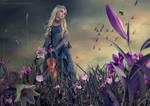 Flower viewers by VitaShuba