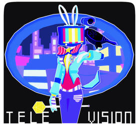Telly. T. Vision