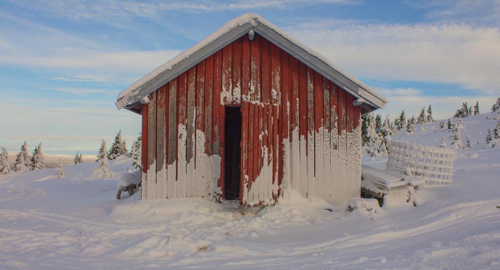Norwegian Cabin By Kizer29 On Deviantart