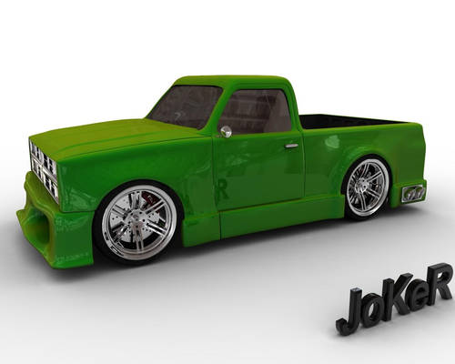 Model Revisit - Truck