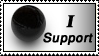 I Support JoKeR Stamp by JoKeR0720